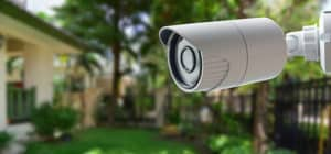 biztonsági kamera